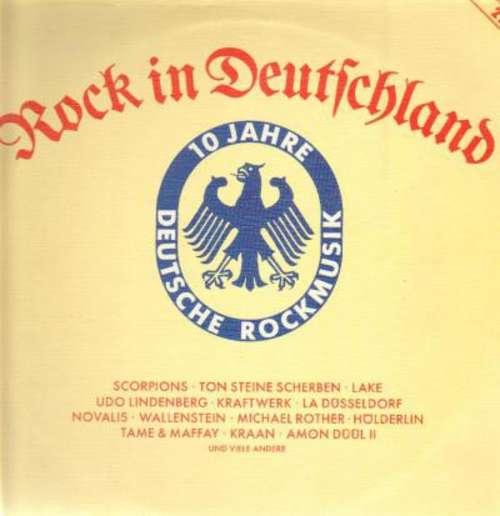Bild Various - Rock In Deutschland (10 Jahre Deutsche Rockmusik) (2xLP, Comp) Schallplatten Ankauf