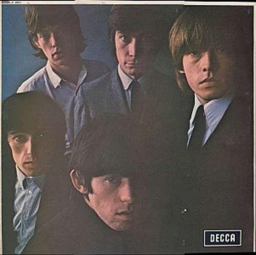 Cover The Rolling Stones - No. 2 (LP, Album, RP, Mono) Schallplatten Ankauf