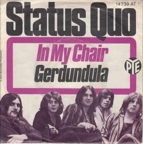 Bild Status Quo - In My Chair (7, Single) Schallplatten Ankauf