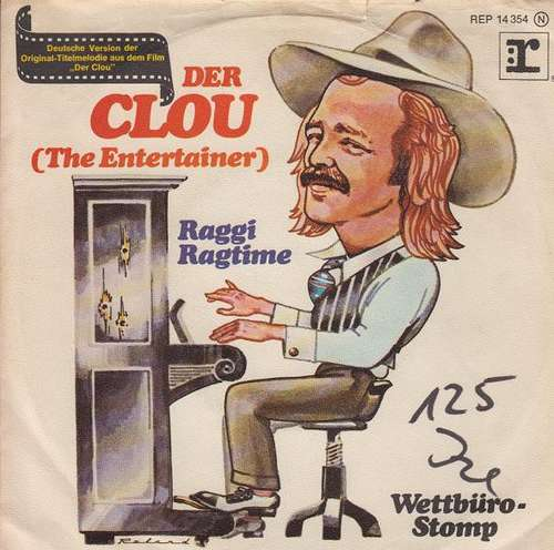 Bild Raggi Ragtime - Der Clou (The Entertainer) (7, Single) Schallplatten Ankauf