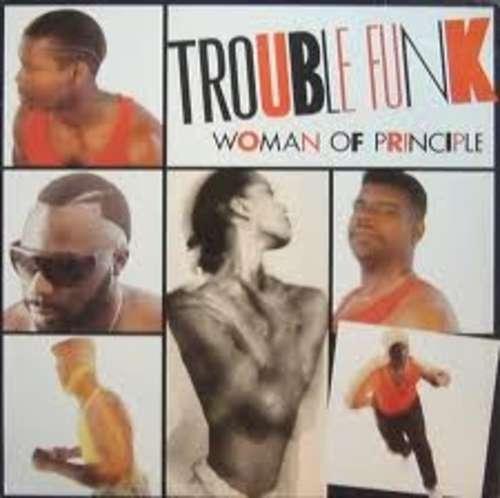 Cover Trouble Funk - Woman Of Principle (12) Schallplatten Ankauf