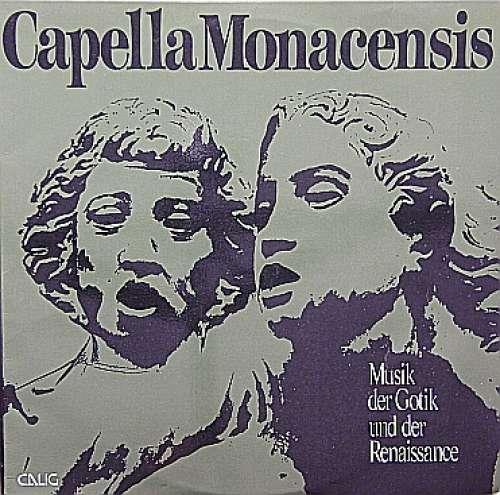 Bild Capella Monacensis, Kurt Weinhöppel - Musik Der Gotik Und Der Renaissance (LP, Album) Schallplatten Ankauf