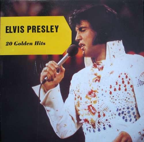 Cover Elvis Presley - 20 Golden Hits (LP, Comp) Schallplatten Ankauf