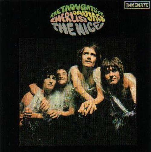 Cover zu The Nice - The Thoughts Of Emerlist Davjack (LP, Album) Schallplatten Ankauf