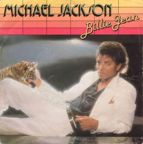 Cover Michael Jackson - Billie Jean (7, Single) Schallplatten Ankauf