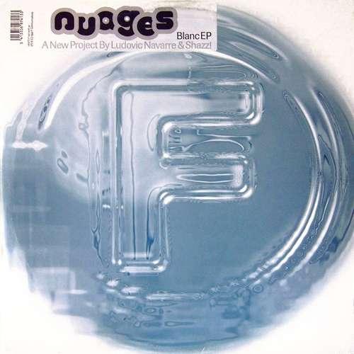 Cover Nuages - Blanc EP (12, EP) Schallplatten Ankauf