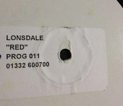 Bild Lonsdale - Red (12, Promo, W/Lbl) Schallplatten Ankauf