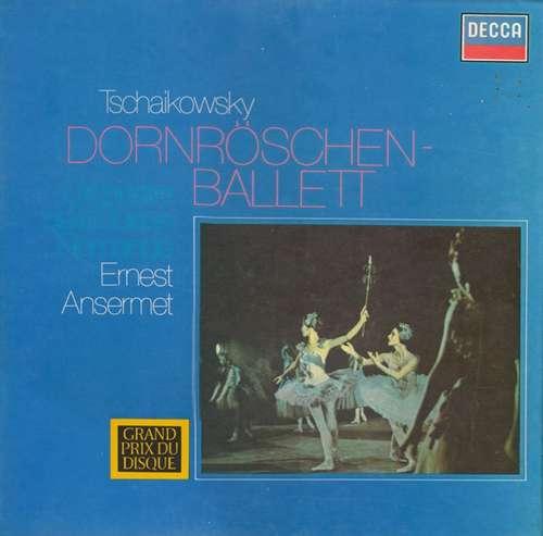Bild Tschaikowsky* - Orchestre De La Suisse Romande*, Ernest Ansermet - Dornröschen-Ballett (2xLP + Box) Schallplatten Ankauf