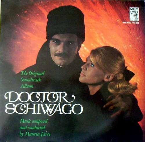 Cover zu Maurice Jarre - Doctor Schiwago - The Original Soundtrack Album (LP, Album, Bla) Schallplatten Ankauf