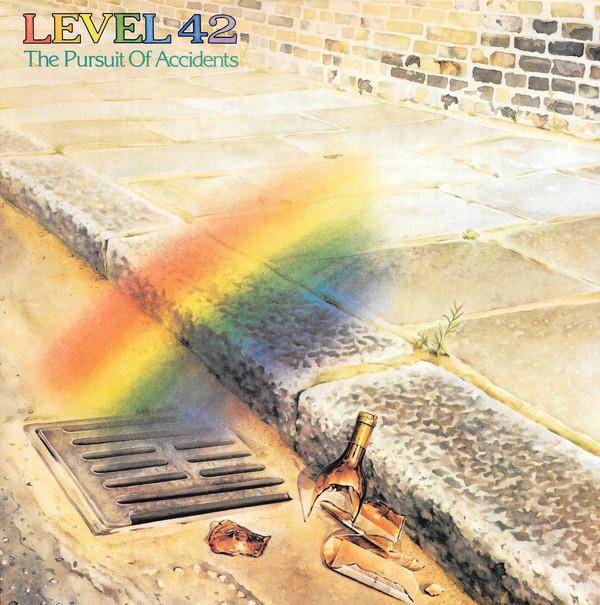 Cover Level 42 - The Pursuit Of Accidents (LP, Album) Schallplatten Ankauf