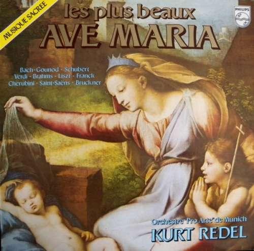 Bild Orchestre Pro Arte de Munich* - Kurt Redel - Les Plus Beaux Ave Maria (LP, RE) Schallplatten Ankauf