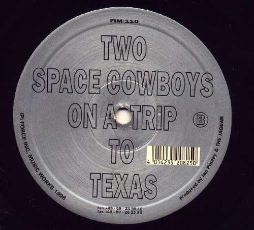 Bild Ian Pooley & The Jaguar* - Two Space Cowboys On A Trip To Texas (12) Schallplatten Ankauf