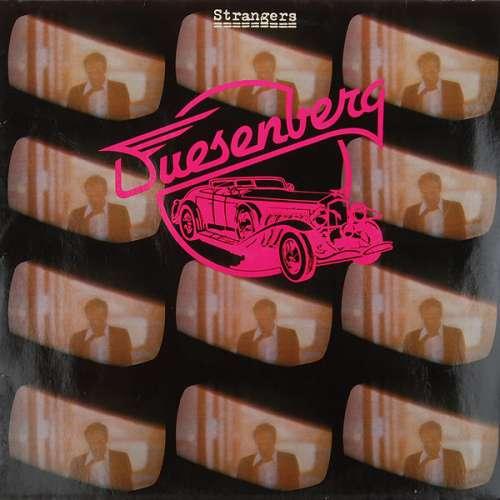 Cover Duesenberg - Strangers (LP, Album) Schallplatten Ankauf