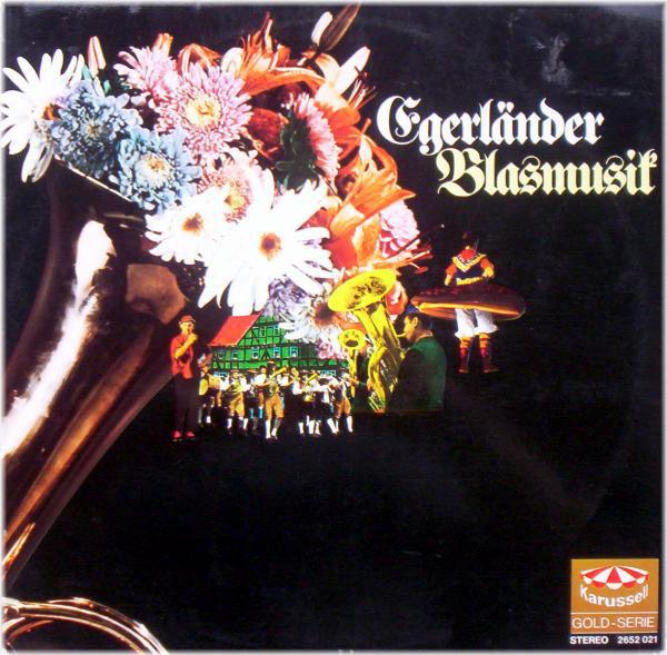 Bild Robert Thaller - Egerländer Blasmusik (2xLP, Album, Gat) Schallplatten Ankauf