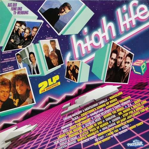 Cover Various - High Life (2xLP, Comp) Schallplatten Ankauf