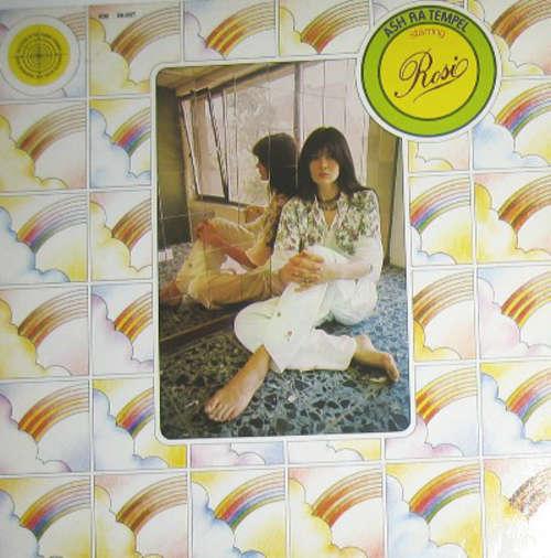 Cover Ash Ra Tempel - Starring Rosi (LP, Album, RE) Schallplatten Ankauf