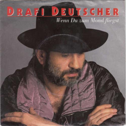 Bild Drafi Deutscher - Wenn Du Zum Mond Fliegst (7, Single) Schallplatten Ankauf