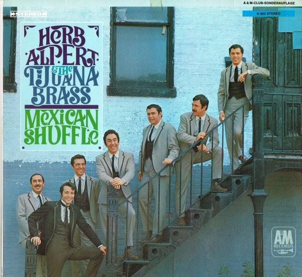 Bild Herb Alpert & The Tijuana Brass - Mexican Shuffle (LP, Comp, Club) Schallplatten Ankauf