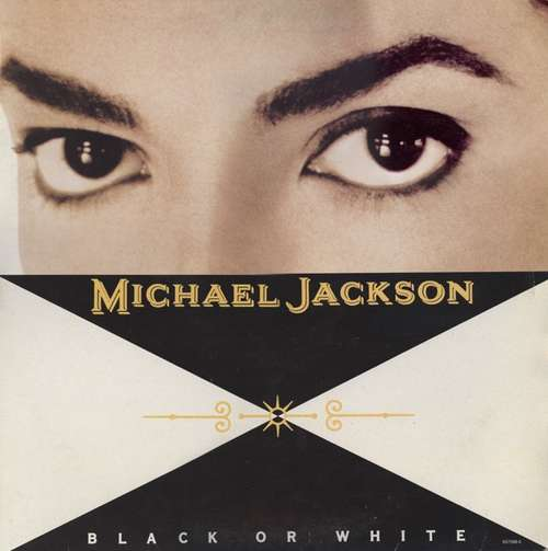 Cover Michael Jackson - Black Or White (12) Schallplatten Ankauf