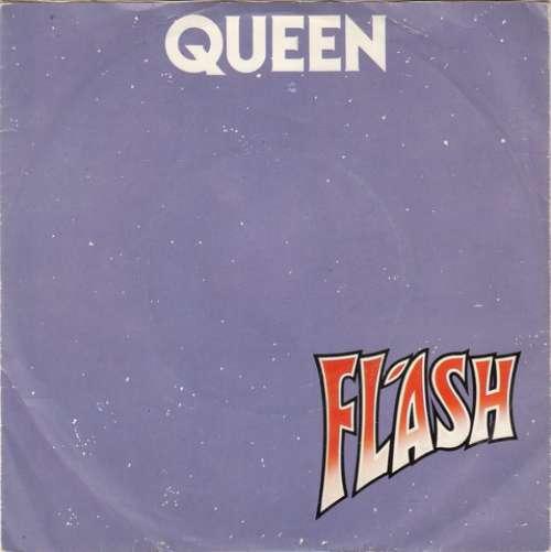 Cover Queen - Flash (7, Single) Schallplatten Ankauf