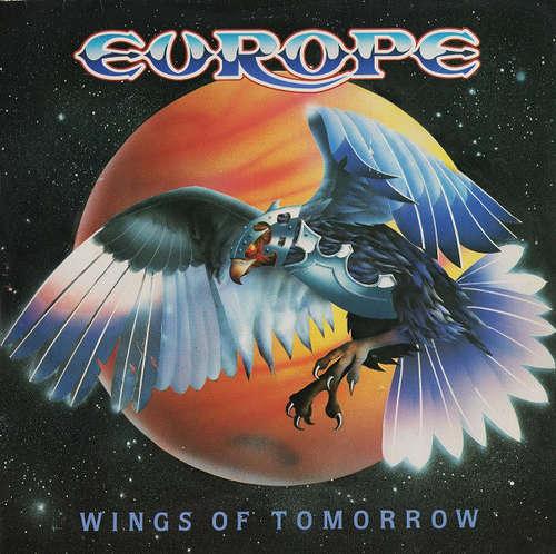 Cover zu Europe (2) - Wings Of Tomorrow (LP, Album, RE) Schallplatten Ankauf