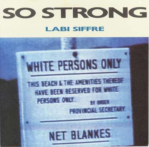 Bild Labi Siffre - So Strong (7, Single) Schallplatten Ankauf