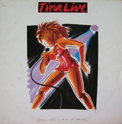 Bild Tina Turner - Tina Live In Europe (2xLP, Album) Schallplatten Ankauf