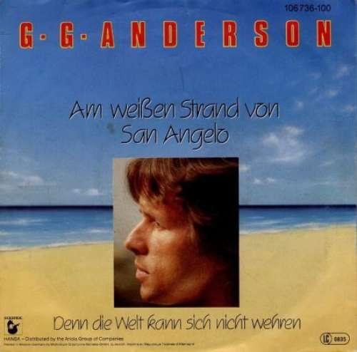 Bild G.G. Anderson - Am Weißen Strand Von San Angelo (7, Single) Schallplatten Ankauf