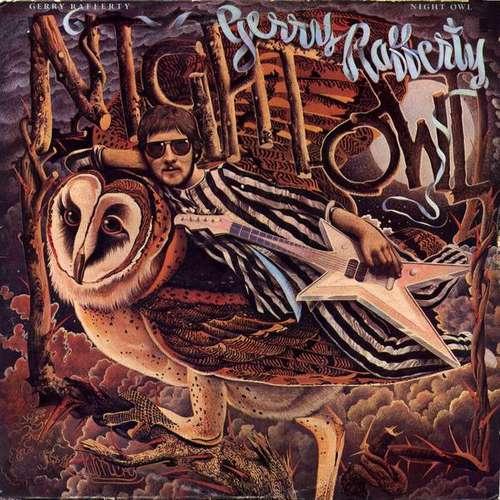 Bild Gerry Rafferty - Night Owl (LP, Album) Schallplatten Ankauf