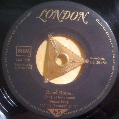 Bild Duane Eddy - Rebel Rouser / Stalkin' (7, Single) Schallplatten Ankauf