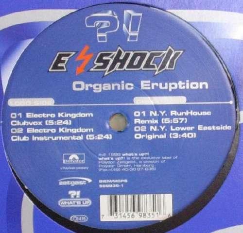 Bild E-Shock - Organic Eruption (12) Schallplatten Ankauf