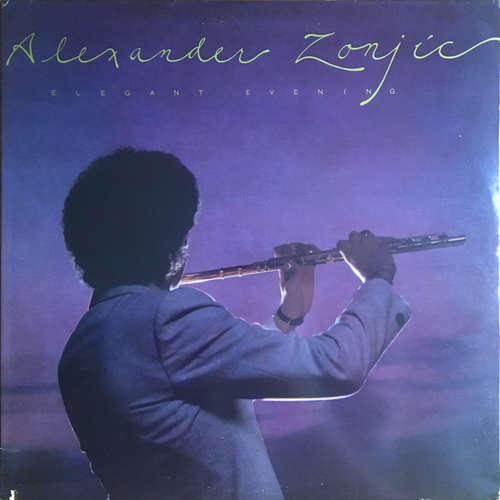 Cover Alexander Zonjic - Elegant Evening (LP, Album) Schallplatten Ankauf