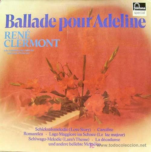 Bild René Clermont (2) - Ballade Pour Adeline (LP, Album) Schallplatten Ankauf