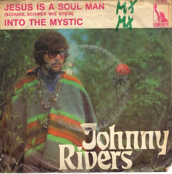 Bild Johnny Rivers - Jesus Is A Soul Man (Schuhe Schwer Wie Stein) (7, Single) Schallplatten Ankauf