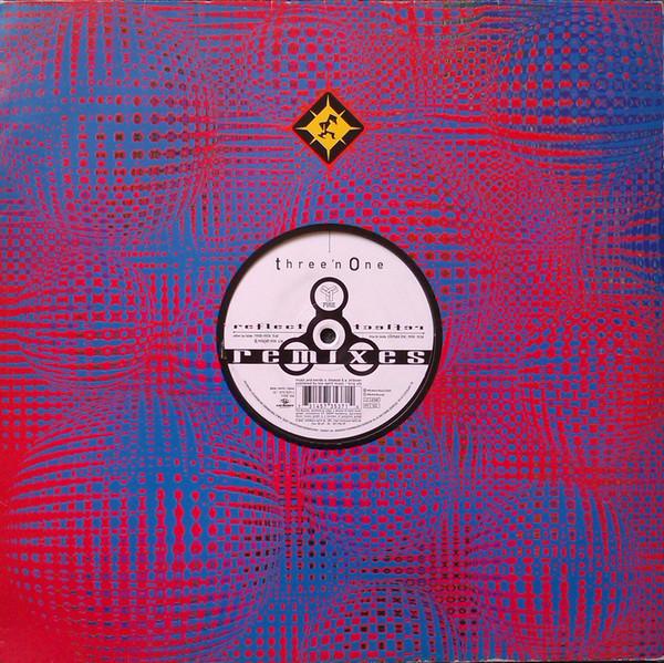 Cover Three 'N One - Reflect (Remixes) (12) Schallplatten Ankauf