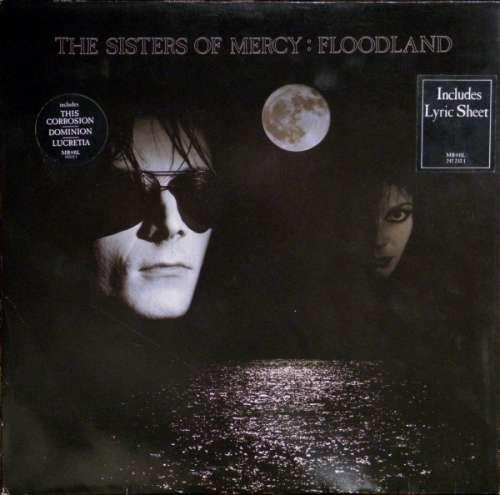 Cover zu The Sisters Of Mercy - Floodland (LP, Album) Schallplatten Ankauf