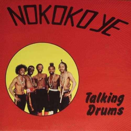 Cover Nokokoye - Talking Drums (LP, Album) Schallplatten Ankauf