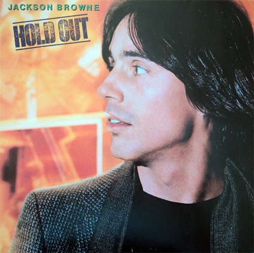 Bild Jackson Browne - Hold Out (LP, Album) Schallplatten Ankauf