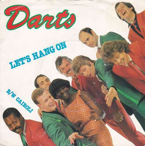 Bild Darts - Let's Hang On (7, Single) Schallplatten Ankauf