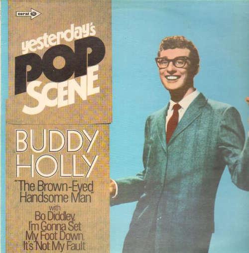Bild Buddy Holly - The Brown-Eyed Handsome Man (LP, Comp) Schallplatten Ankauf