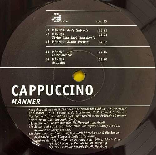 Bild Cappuccino (3) - Männer (12) Schallplatten Ankauf