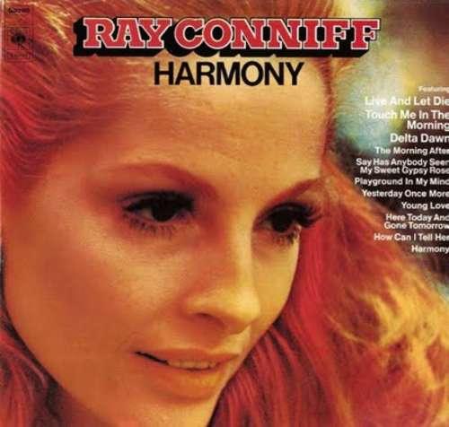 Bild Ray Conniff - Harmony (LP, Album) Schallplatten Ankauf
