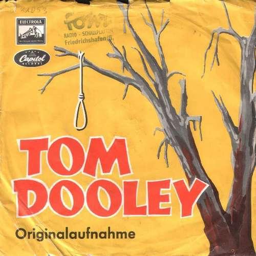 Bild Die Nilsen Brothers - Tom Dooley (Originalaufnahme) (7, Single) Schallplatten Ankauf
