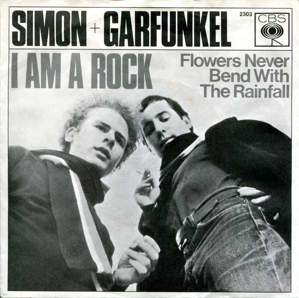 Bild Simon + Garfunkel* - I Am A Rock (7, Single) Schallplatten Ankauf