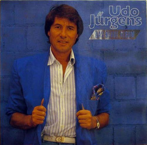Cover zu Udo Jürgens - Das Blaue Album (LP, Album, Blu) Schallplatten Ankauf