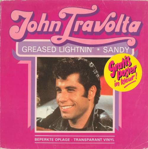 Bild John Travolta - Greased Lightnin' * Sandy (LP, Album, Ltd, Cle) Schallplatten Ankauf