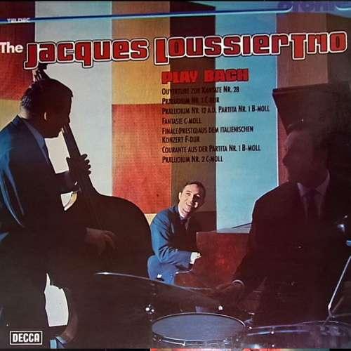 Bild The Jacques Loussier Trio* - Play Bach (LP) Schallplatten Ankauf