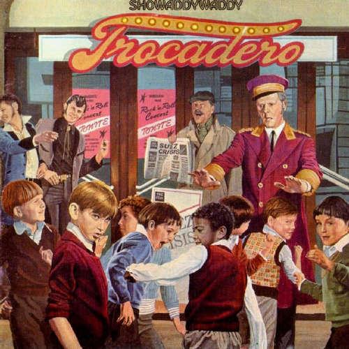Bild Showaddywaddy - Trocadero (LP, Album, Gat) Schallplatten Ankauf
