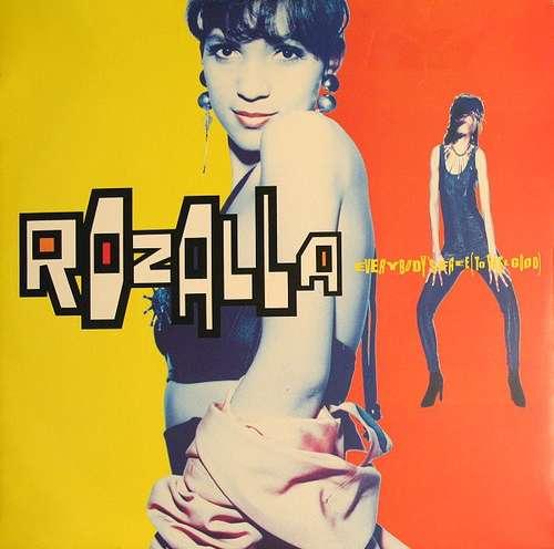 Bild Rozalla - Everybody's Free (To Feel Good) (12, Maxi) Schallplatten Ankauf