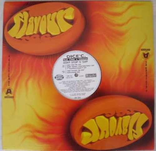 Bild Dice'C.* Feat. Chris' N 'Wesson - Don't Stop' N 'Quit (12) Schallplatten Ankauf